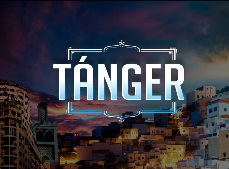 Portada de Tanger, serie de ficción