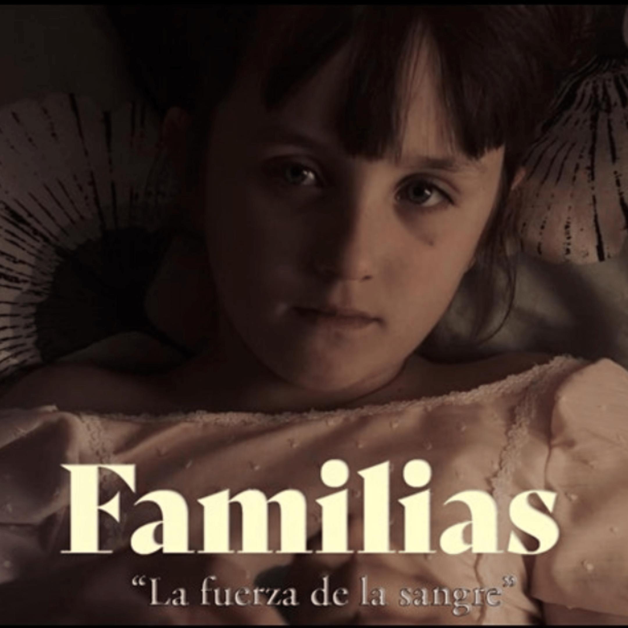 Estreno de Familias, cortometraje de ficción, Julieta la protagonista