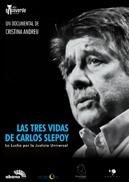 Cartel del documental de Carlos Slepoy