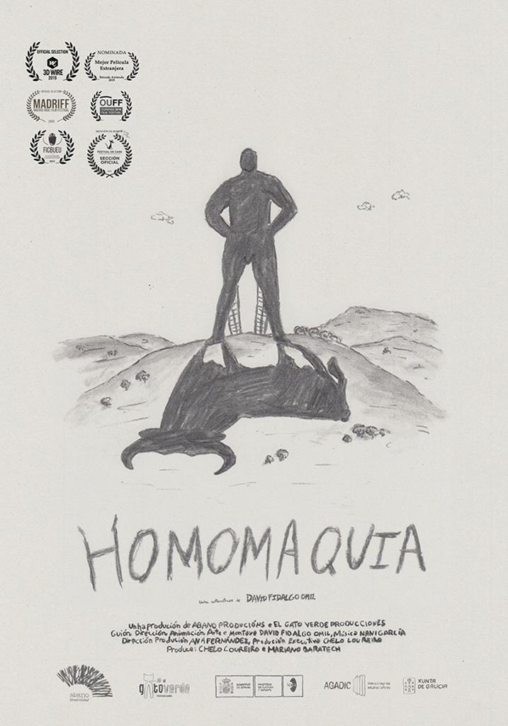 El Gatoverde Producciones - Homomaquia