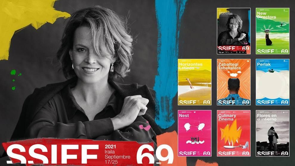 Festival de San Sebastián - 69 edición