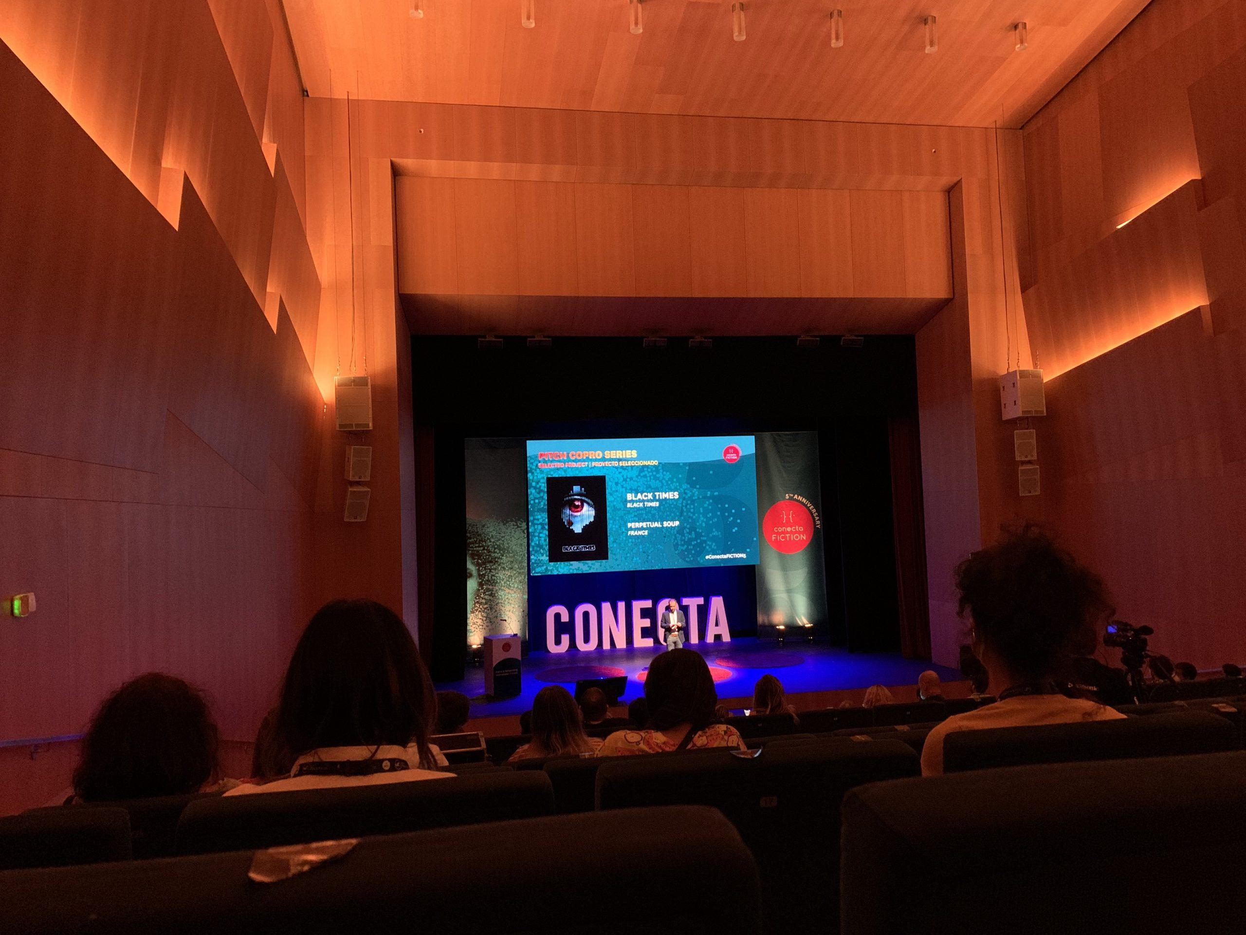 El Gatoverde Producciones Conecta Fiction 2021